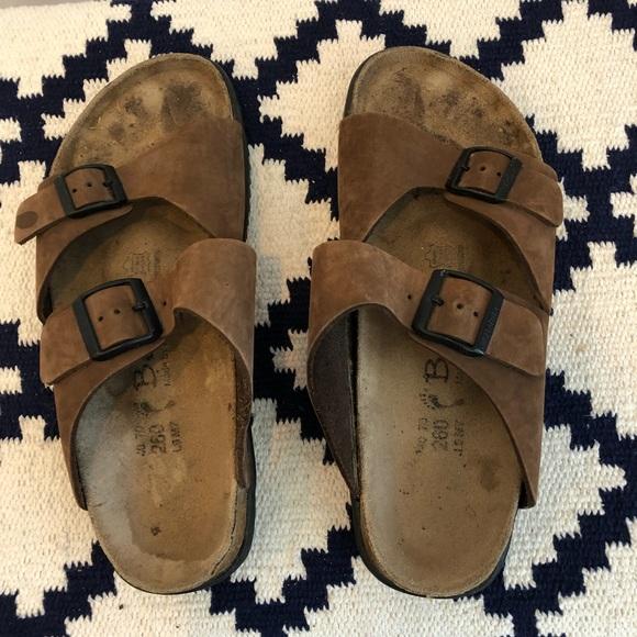 fcb978d71 Birkenstock Shoes - Birkenstock Betula sandals size 9
